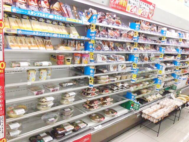 商品が選べ好きな時に買える、カップ麺やレンチンのお米より相当有難いから